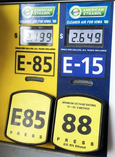 EPA approves year-round sale of E15 ethanol