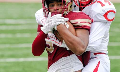 Coe wins statistical battle, but loses game to Central, 30-19