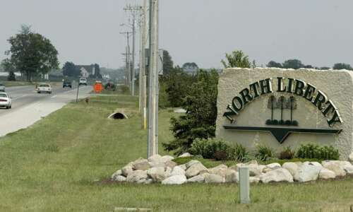 North Liberty voters to choose new City Council member, meet…