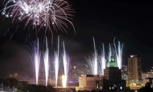 Where to watch Fourth of July fireworks in the Cedar…