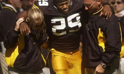 When the 2004 Iowa RB thing was happening