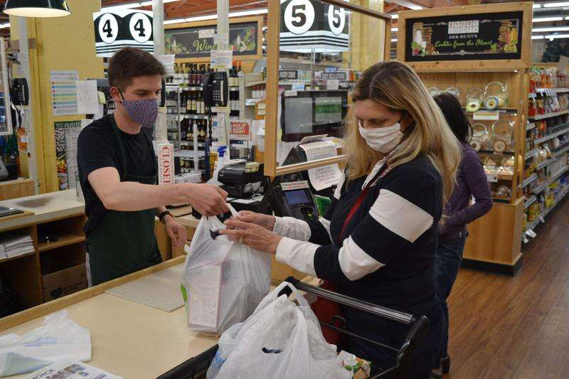 Grocery store workers irked about not receiving vaccine