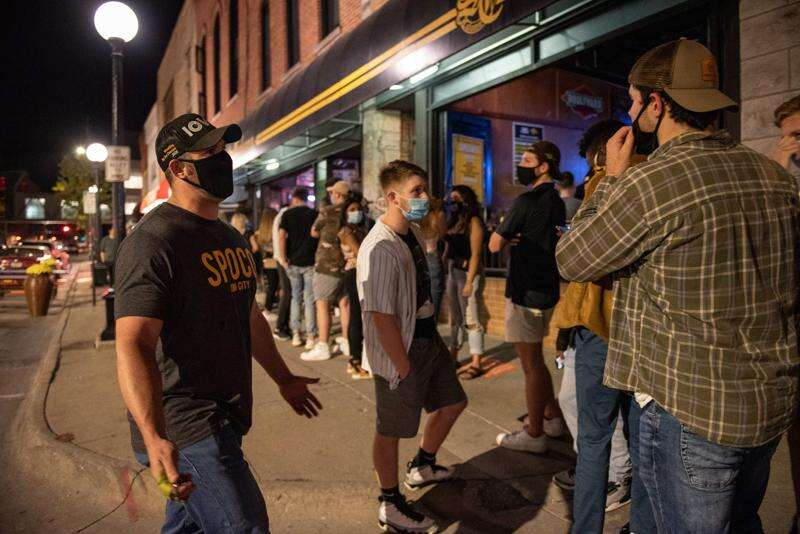 New COVID-19 cases at University of Iowa stay low, even as bars reopen