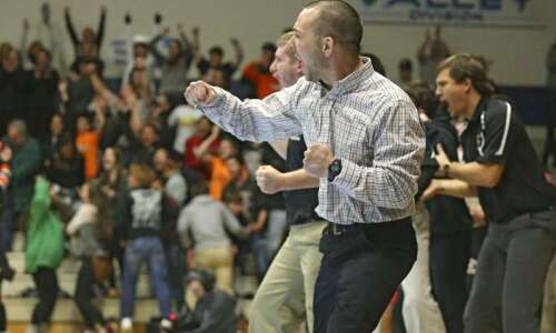 Kane Thompson steps down as C.R. Prairie wrestling coach