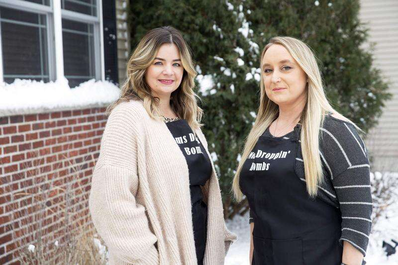 Hot cocoa bomb craze keeps these Marion Moms Droppin' Bombs