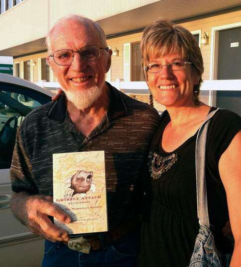Marion man battled a grizzly — and lived