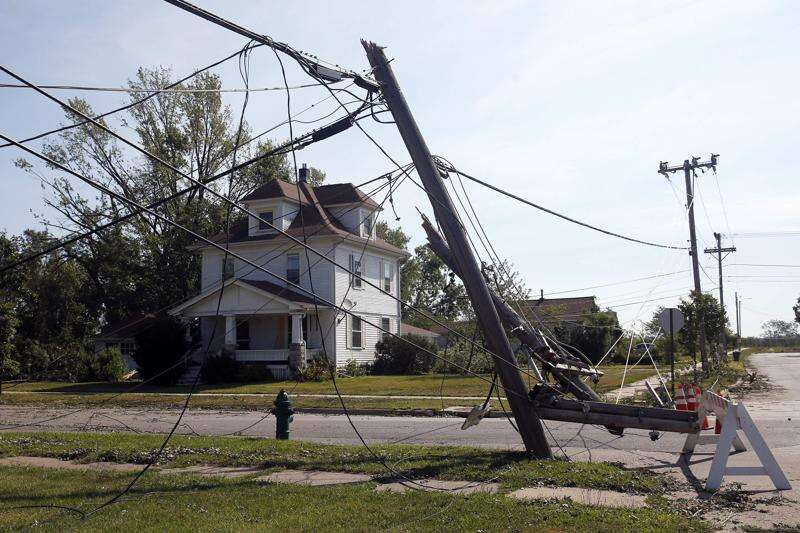 Utilities make progress on restoring power