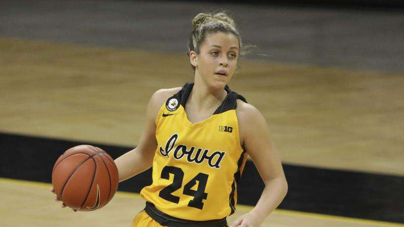 Iowa women's basketball beats Wisconsin for 24th-straight time