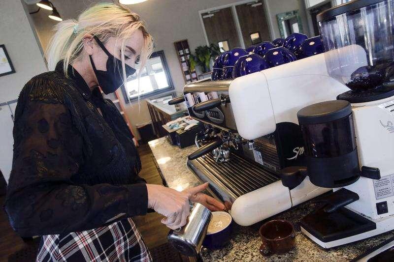 Alisabeth Von Presley finding new focus at Stillwater Coffee in Hiawatha