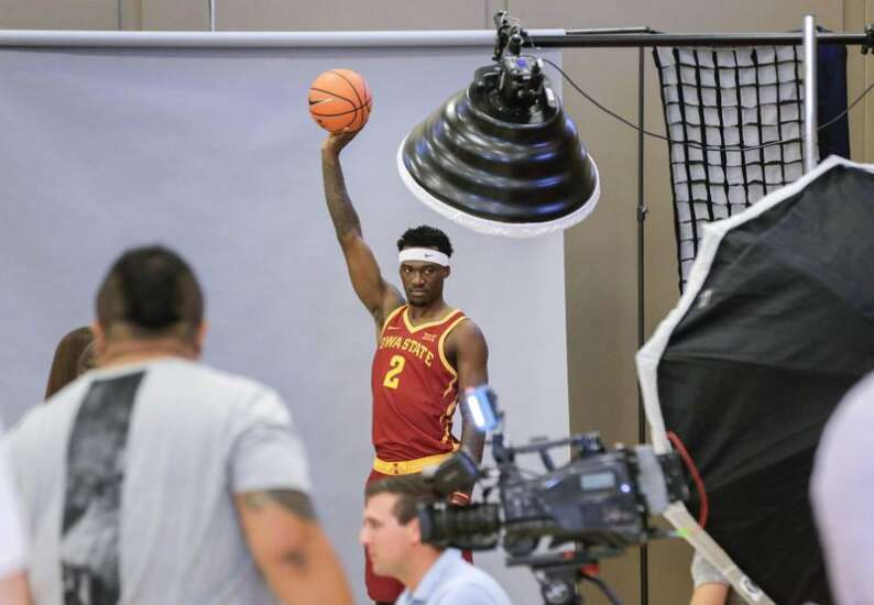 Iowa State men's basketball media day notes: Expanded role coming for Nick Weiler-Babb