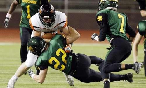 Many Iowa high school football playoff fates determined in regular-season…