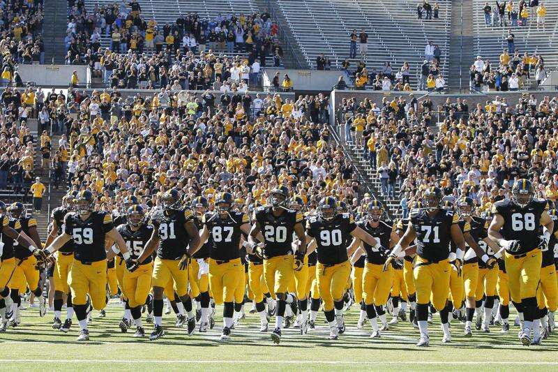 Iowa will open 2 spring football practices to fans