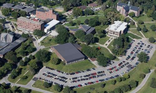 Mount Mercy and University of Iowa following similar presidential search…