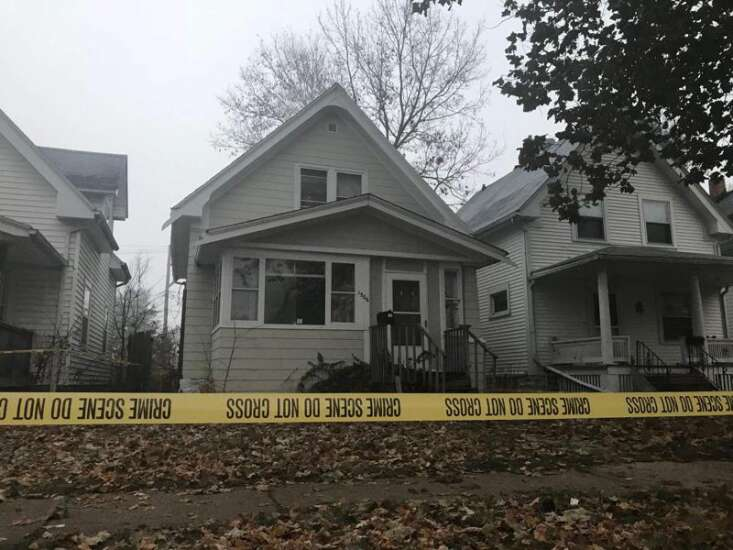 Cedar Rapids homicide victim about to be new father