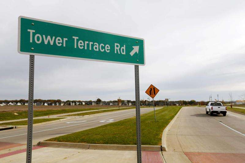 Tower Terrace work to continue across the Corridor in 2021