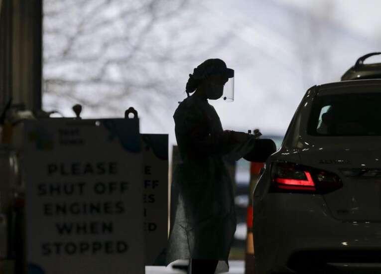 Iowa adds 152 virus cases, zero deaths