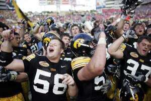 Today's Hawkeyes kindred spirits of '08 team