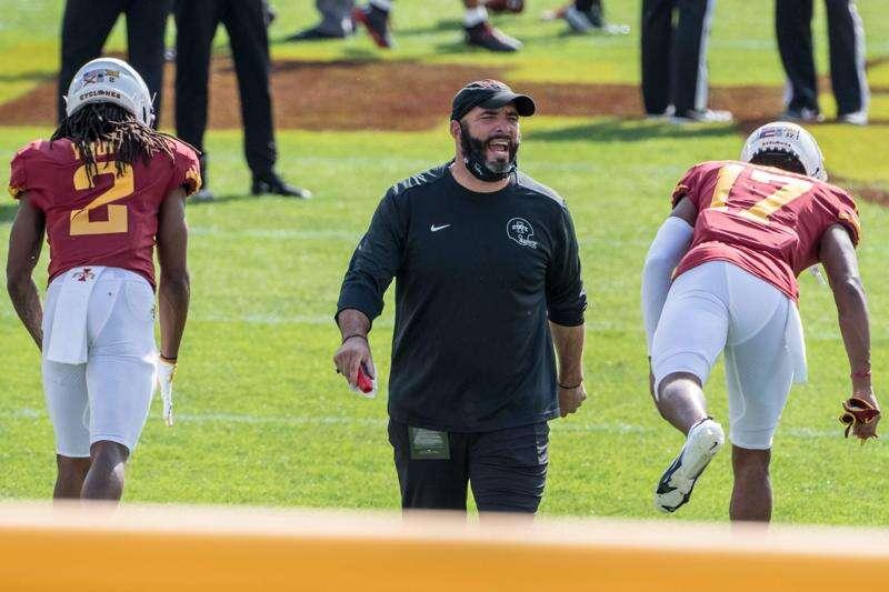 New strength coach Dave Andrews having big impact on Iowa State football