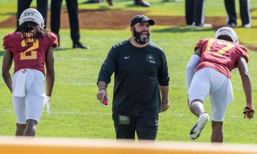 Dave Andrews making big impact on Iowa State football