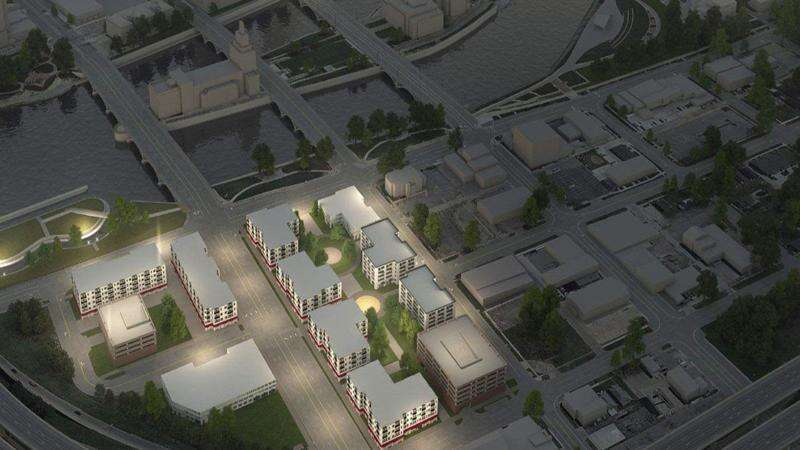 Cedar Rapids seeks $39.5M in state aid for 'transformational' downtown projects