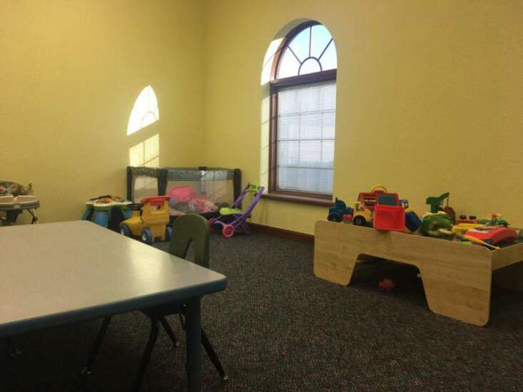 For essential workers, nothing is more essential than child care