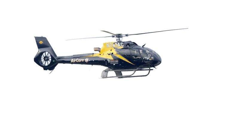 Air rescues at UI Hospitals run on secret deal
