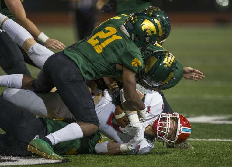 Photos: Cedar Rapids Kennedy vs. Dubuque Senior, Iowa high school football Week 5