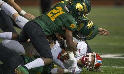 Iowa high school football rankings: West Marshall now atop 2A