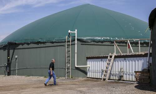 Anaerobic digesters turn manure into energy. But they have critics.