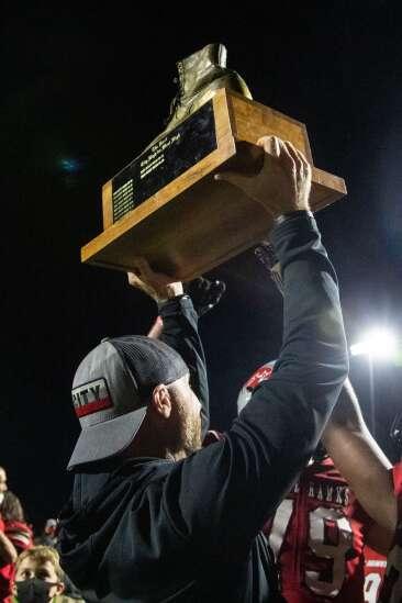 Photos: Iowa City West vs. Iowa City High, Iowa high school football Week 5