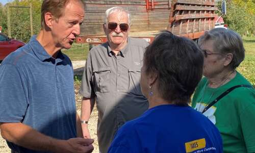 Reelecting Hinson a priority for free market advocacy group