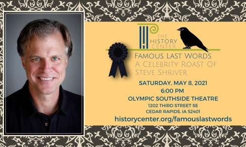The History Center's annual fundraiser happens May 8