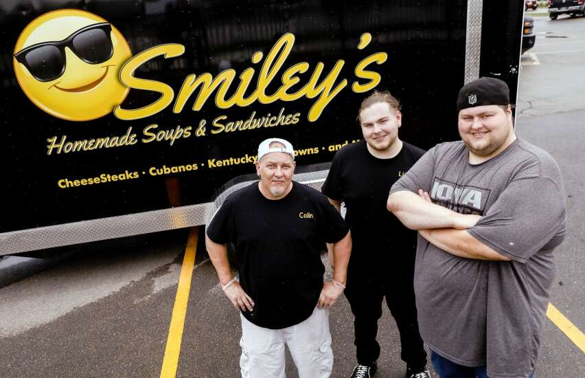Cedar Rapids food trucks out in full force after weathering pandemic