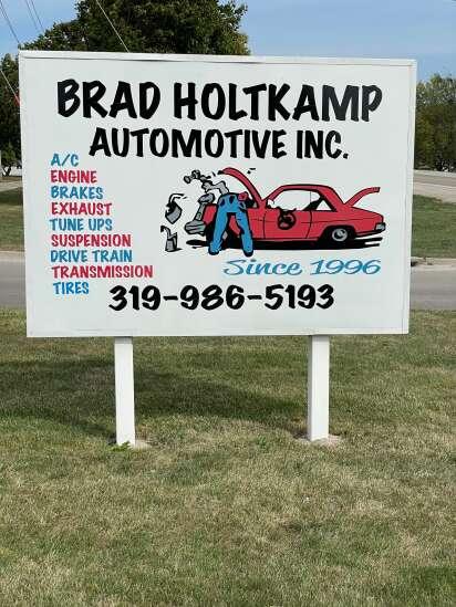 Brad Holtkamp Automotive celebrates 25 years