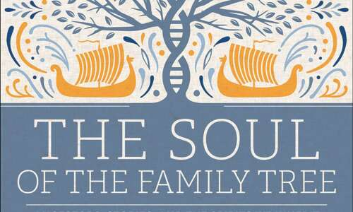 Genealogy search helps Iowa City author find spirits guiding her