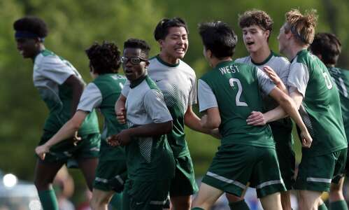 Amre Ibrahim's first career goal sends West to state finals