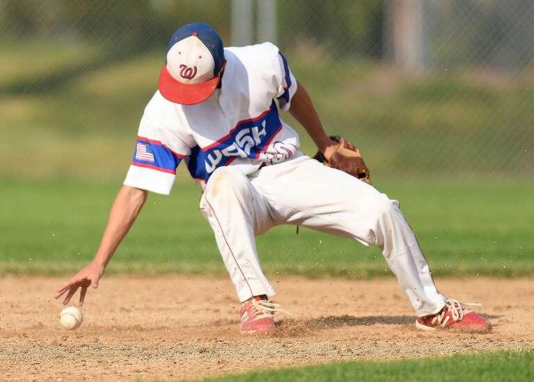 Photos: Cedar Rapids Jefferson vs. Cedar Rapids Washington, Iowa high school baseball