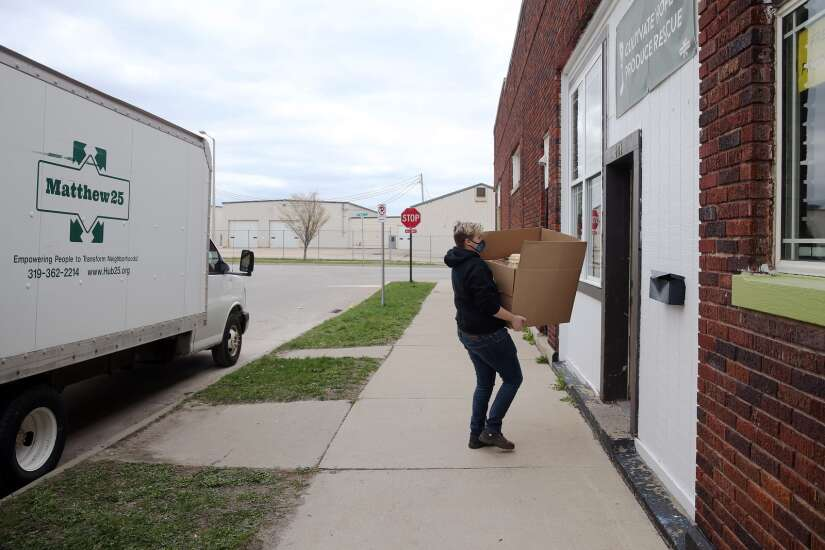 Cedar Rapids nonprofit launches campaign to invest $1 million in Time Check neighborhood