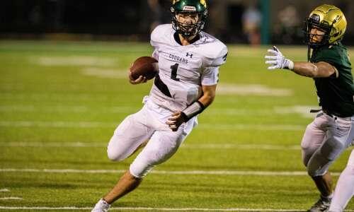 Class 5A Iowa high school football RPIs, through Week 3