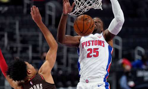Former Hawkeye Tyler Cook finishes his NBA season strong