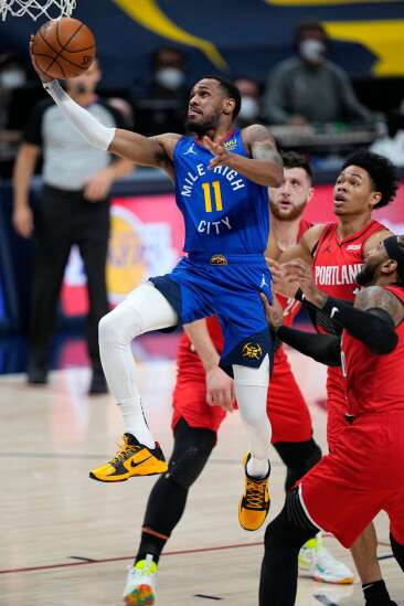 """Monte Morris: """"Phenomenal off the bench"""" in NBA playoff game"""