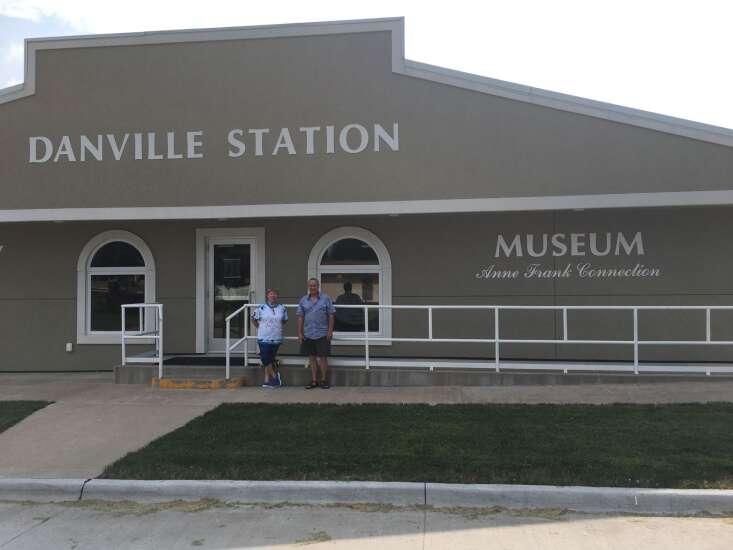 Visit Danville's Anne Frank Pen Pal Museum