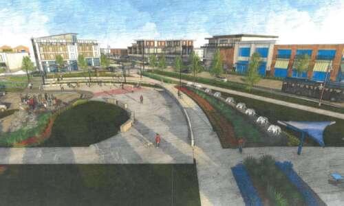 Hiawatha's vision of establishing its own downtown closer to reality