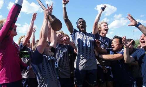Photos: Xavier vs. Bondurant-Farrar state soccer championship