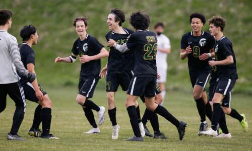 Iowa City West boys' soccer putting the pieces together, beats…