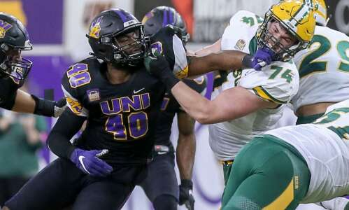 Photos: UNI Panthers vs. NDSU Bison