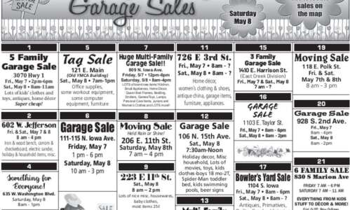 Washington citywide garage sales this weekend