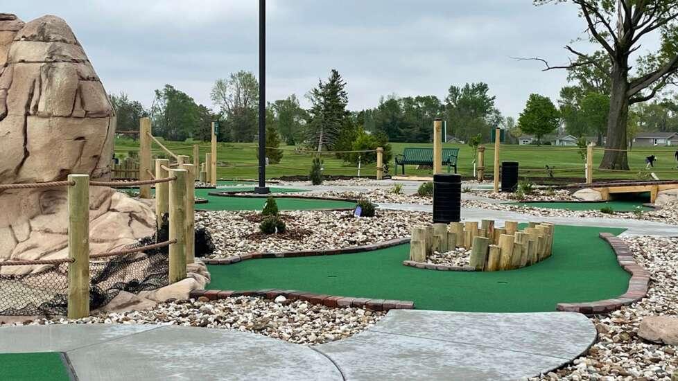 Cedar Rapids' 'Mini Pines' golf opens Friday
