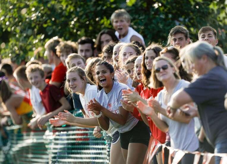 Photos: Cedar Rapids Invitational, Iowa high school cross country