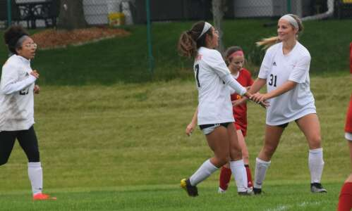 Washington girls soccer season ends at the feet of Marion
